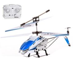 SBEGO 102 3.5 Channel Infrared Remote Control Helicopter Blue
