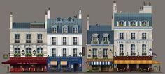 ArtStation - BioShock: Infinite Architecture - Paris, Scott Duquette