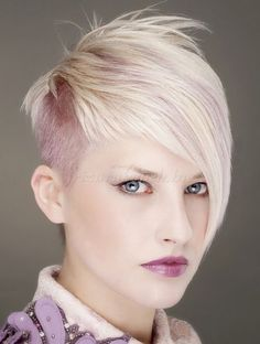 short blonde hair 2015 shaved ladies - Google Search