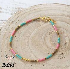 Bead Jewellery, Beaded Jewelry, Beaded Necklace, Seed Bead Jewelry, Beaded Bracelets, Tribal Jewelry, Bohemian Jewelry, Bohemian Gypsy, Style Hippie Chic