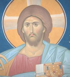Images Of Christ, Religious Images, Savior, Jesus Christ, Orthodox Icons, My King, Pet Birds, Fresco, Drawings