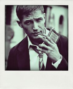 OH MY! Tom Hardy is one of my favorite actors! Not just cause he's freakin gorgeous but because he's truly an amazing actor and he has so much more then just talent. He's actually lived life... He's been on both sides of the tracks.