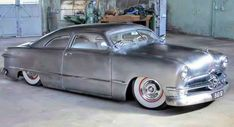 Classic Hot Rod, Classic Cars, Custom Metal Fabrication, Ford Fairlane, Lead Sled, Ford Motor Company, Car Pictures, Car Pics, Kustom