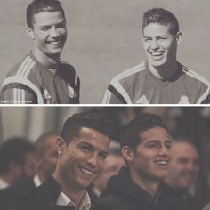 cr7, cristiano ronaldo, love, real madrid, smile, James Rodriguez, j10, crismes
