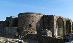 Ruinas de São Cucufate. Alentejo - PORTUGAL.  www.casanaaldeia.com
