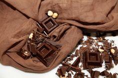 Sciarpa Texaroma marrone con fragranza di cioccolato  Texaroma Scented Scarf with Chocolate's fragrance