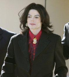 <3 Michael Jackson court days