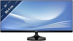 LCD-Monitor LG 34UM58-P