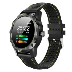 Purchase Waterproof Heart Rate Blood Pressure Activity Fitness Tracker Smart Watch smart 2002 from Yuanzala on OpenSky. Android Wear, Android Watch, Smart Watch Price, Ios Phone, Silver Pocket Watch, Fitness Bracelet, Fitness Watch, Heart Rate Monitor, Men's Watches