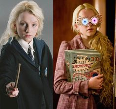 I got Luna Lovegood! Which Heroine Should You Cosplay For Comic Con?