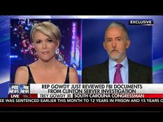 Kelly File 8/24/16 Full: Trey Gowdy on FBI Clinton Documents, Julian Assange…