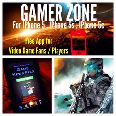 GAMER ZONE - FREE APP ! For Video Game Players / Fans ! Download FREE on the Appstore ! App for IPhone5 , Iphone5s , Iphone5c & Ipad  Gamer videogame videogames halo reach 4 callofduty call of duty advanced warfare minecraft creeper zelda pokemon donkeykong supermario mariokart Mario super pacman PAC man haloreach halo4 masterchef socom titanfall atari arcade game sega forza forza5 xbox one 360 case cases photo picture photos pics playstation playstation4 4 playstation 3 clashofclans