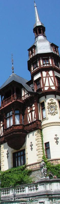 Peles Castle - Sinaia | Romania