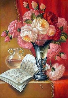 Gallery.ru / Фото #50 - Ещё раз розы... - Anneta2012