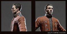 Alexander Block (Commander) remake model (low quality).