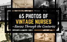 65 Awesome Photos of Vintage Nurses #vintage #nurses #nursebuff