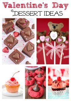 Valentine's Day Dessert Ideas - Baking Beauty