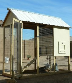 chicken coop someone make this for me!
