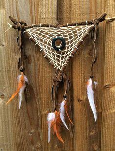 Dream Catcher, One of a kind Dream Catchers, Ebay, Decor, Hand Crafts, Dekoration, Dream Catcher, Decoration, Dreamcatchers, Wind Chimes