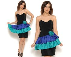 70 Best 80 S Prom Dress Images On Pinterest 80s Costume 80s Party