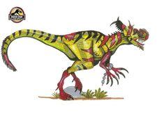 Pachyvenator - Jurassic Park Fan art on Wiki Dinosaur Images, Dinosaur Art, Jurassic World Dinosaurs, Jurassic Park World, Godzilla, Dino Drawing, Hybrid Art, Fantasy Drawings, Falling Kingdoms
