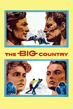 Watch The Big Country (1958) Full Movie Online Free