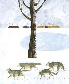 Fumi Koike illustration