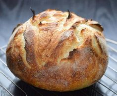 French style sweet levain boule | The Fresh Loaf