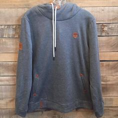 7819c405 Alaska Chicks Co - Leather Patch Hoodie - *FREE SHIPPING*, $54.00 (http