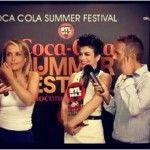 Dolcenera vince la seconda serata del Coca Cola Summer Festival 2014
