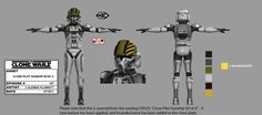 Crisis at the Heart Concept Art Gallery | Clone pilot illus...