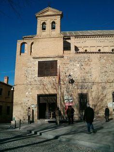 Sinagoga del Tránsito en #Toledo (#CastillaLaMancha - #España).  http://www.europeosviajeros.com