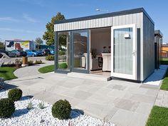 Der Designgarten Garage Doors, Outdoor Decor, Design, Home Decor, Modern Architecture, Decoration Home, Room Decor, Home Interior Design