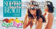 South Beach diyeti nedir, nasıl yapılır ? South Beach diyeti sayesinde açlık yaşamadan 1 ayda 10 kilo verebilirsiniz !