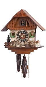 Relógio de Cuco<br>Pequena Casa da Floresta Negra