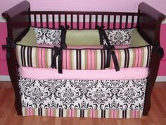 Samantha Baby Bedding