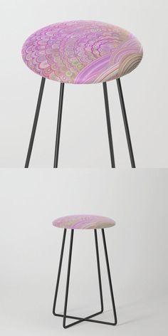 Pink Sunrise Mandala Counter Stool by David Zydd #BestCounterStools #MandalaCounterStool #Dining #HomeDecor #FloralArt #Life #HomeDecoration #Floral #Yoga (tags: interior, bohemian home, nature, bohemian decor, xmas, mandala design, home, dining room, mandala chair, seating, decor, mandala artwork, oriental, gift design, mandala decoration, ornamental, floral, bohemian decoration, stool)
