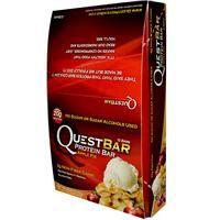 Quest Nutrition, Protein Bar, Apple Pie, 12 Bars, 2.12 oz (60 g) Each - iHerb.com
