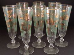 Barware Collection - MARINELIFE PILSNERS BY LIBBEY