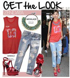 Get the Look - Zendaya    #stancilliving #ShopStyle #shopthelook #SpringStyle