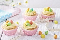 Húsvéti Nyuszifészek muffin