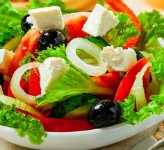 Salada Fria - Receitas Já, rapidas, faceis e simples Culinária para todos!!!