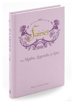 Fairies: The Myths, Legends & Lore, #ModCloth