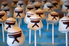 star wars cake pops - Google Search