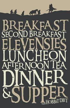 2nd breakfast