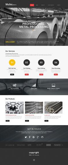 Шаблон TM50865 Тип: Шаблоны сайтов $75