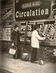 19th Century London Street Photography by John Thomson