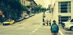 Me in San Francisco.