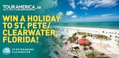 Win a Holiday to St Pete / Clearwater Beach Florida!