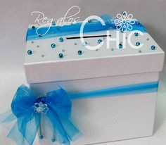 Caja para sobres baby shower   Flickr - Photo Sharing!